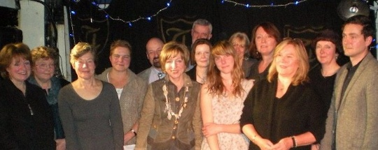 Troubadour Poetry Prize winners 2012
